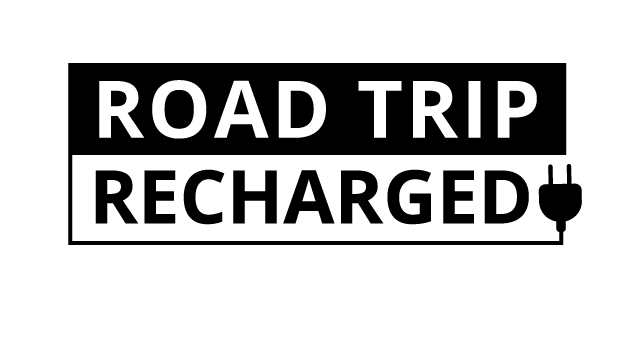 Road Trip; Recharged Logo